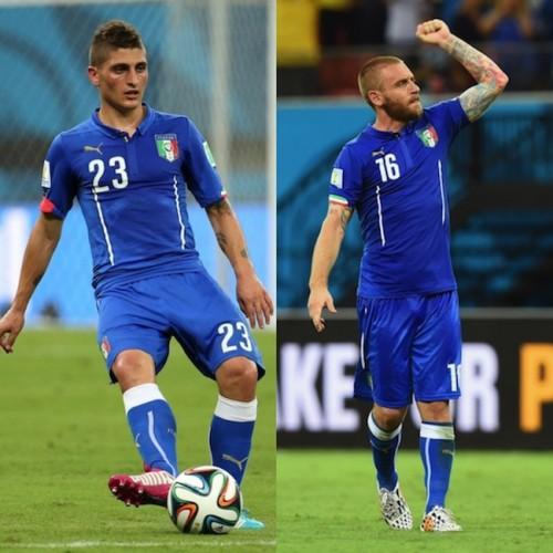 バイエルン、イタリア代表デ・ロッシとヴェッラッティ獲得を画策か
