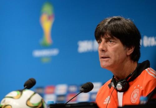 優勝を誓うドイツ代表監督「警戒すべきはメッシだけではない」