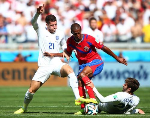 コスタリカ代表DFミジェールが負傷…残り試合欠場の可能性も
