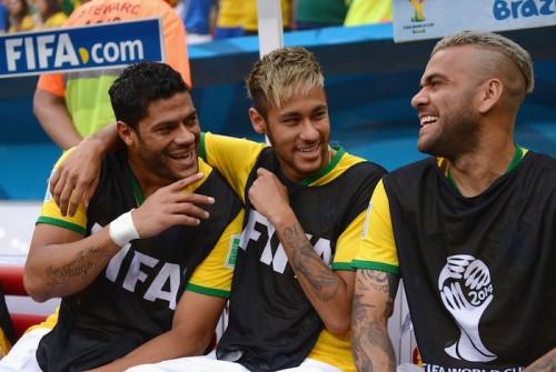 ネイマールがW杯で活躍した3選手を称賛…今大会MVPメッシの名前も