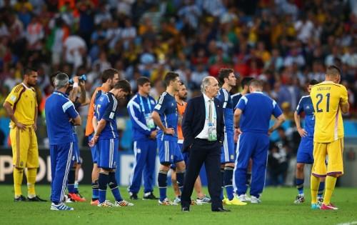 準優勝に終わったアルゼンチン指揮官「悲しいがチームを誇りに思う」