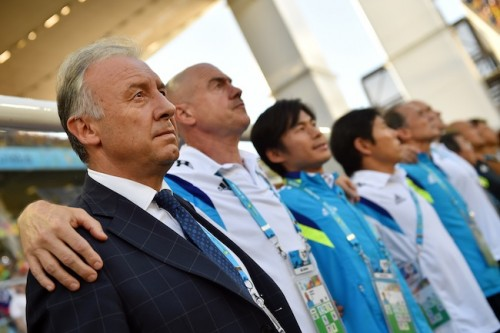 ザッケローニ氏、伊代表監督就任を否定「噂はあるが関心ない」