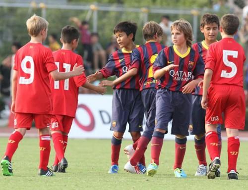 バルサ、ミランら出場…U-12ジュニアサッカーワールドチャレンジの組み合わせ決定