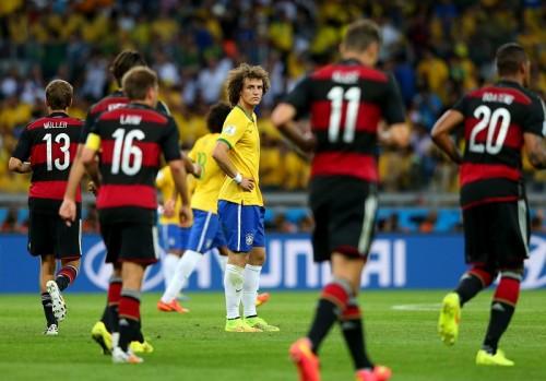 開催国ブラジルの惨劇…同国W杯史上最多7失点でドイツに敗れ終焉