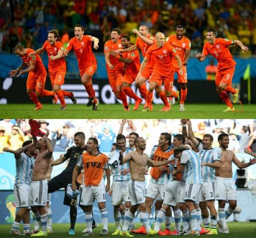 決勝進出を懸けてオランダとアルゼンチンが激突…豪華タレントの出来が勝敗のカギに