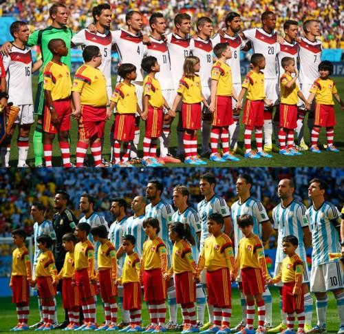 ドイツとアルゼンチンが3度目の頂上決戦…聖地マラカナンで世界王者に輝くのは