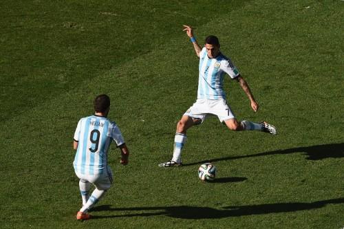 アルゼンチンが激闘制して3大会連続8強…ディ・マリアが延長終了間際決勝弾