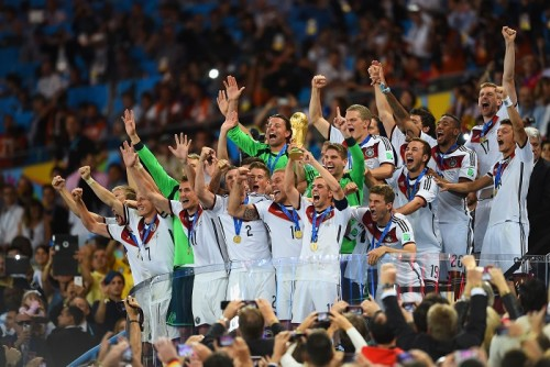 ドイツがジンクス破る…欧州勢がアメリカ大陸開催W杯を初制覇