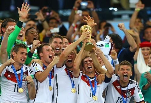 ドイツのW杯優勝が必然だった6つの理由