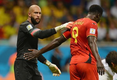 好セーブ連発でMOM選出のGKハワード「ベルギーは素晴らしいチーム」
