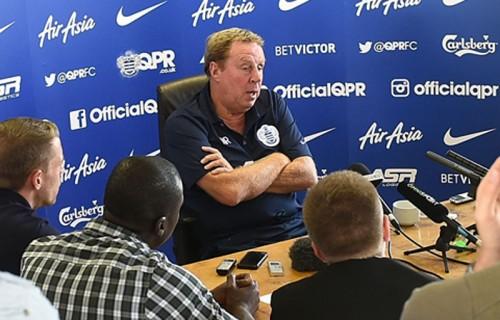 QPRレドナップ監督が新シーズンを展望「ユナイテッドの優勝はない」