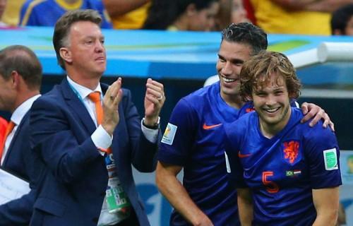 ファン・ハール監督、補強の新ターゲットはオランダ代表ブリントか