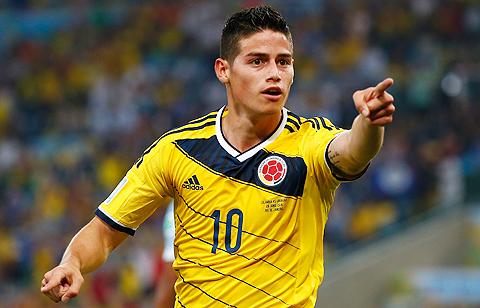 J・ロドリゲスがマドリッド到着…近日中にレアルへの移籍が成立か