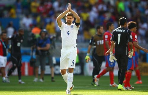 リヴァプールMFジェラード、イングランド代表からの引退を発表