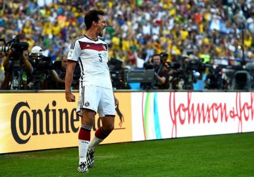ドイツが4大会連続のW杯ベスト4進出…フランスは1点が遠く敗退