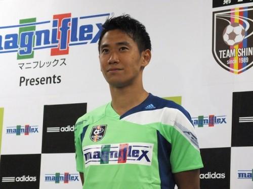 香川真司、W杯決勝予想は元同僚も在籍の「ドイツに優勝してほしい」