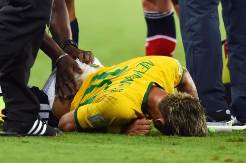 ブラジルサッカー連盟がネイマールのW杯決勝での一時復帰報道を否定
