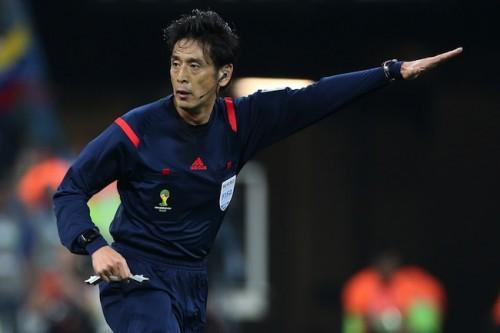 W杯3位決定戦の審判団が決定、西村雄一氏が第4審判に選出