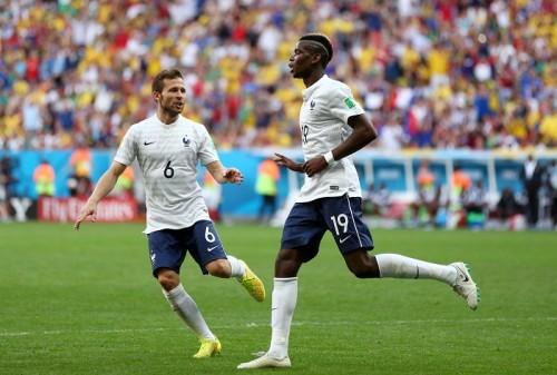フランスが後半の2得点でナイジェリアに勝利…2大会ぶりベスト8進出