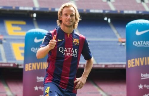 バルセロナでのプレーは順調…ラキティッチ「とても良い気分」