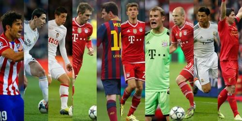 UEFA、欧州最優秀選手賞候補を発表…メッシ、スアレスら10名