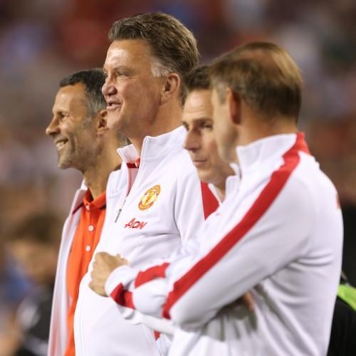 ファン・ハール監督がチームを高評価「3試合の中でベストマッチ」