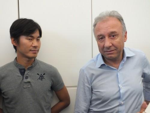日本代表を率いて約4年…アルベルト・ザッケローニ氏が涙の離日