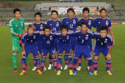 U-19日本代表、SBS杯初戦はU-19コロンビア代表に敗れ黒星発進