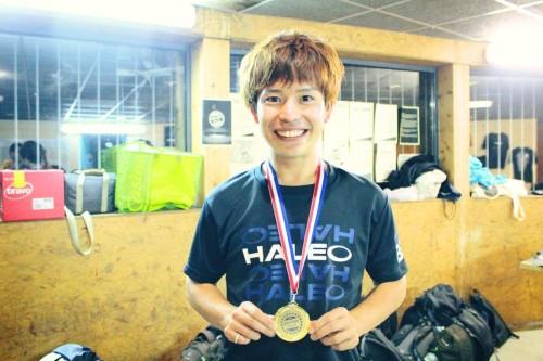 フットバッグ世界大会で石田太志が初優勝…30秒間の超絶美技で世界一