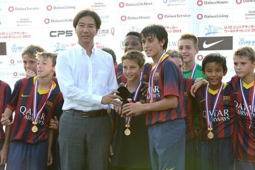 『U-12ワールドチャレンジ』主催の浜田満氏「選手も指導者も世界を感じてほしい」