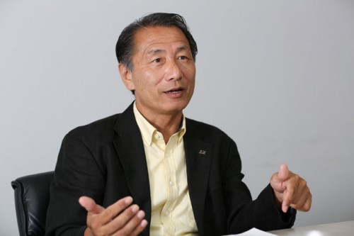 松崎康弘(フットサル委員会委員長)「若い世代にプレー機会を提供し、選手の発掘と強化を図っていく」