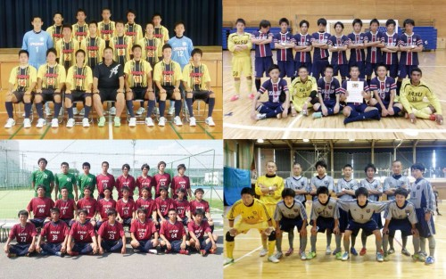 [C組メンバー紹介]第1回全日本ユース(U-18)フットサル大会