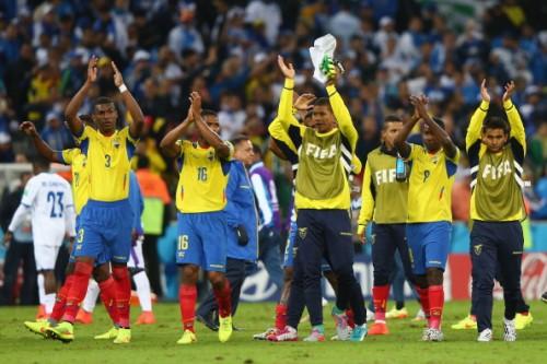 エクアドル代表の数選手がW杯出場賞金を横領?…大手メディアが暴露