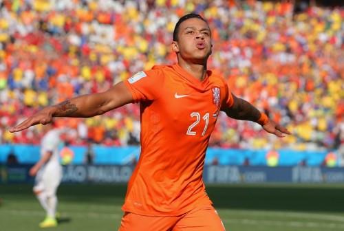 トッテナム、PSVのオランダ代表FWデパイ獲得に動く…英紙報道