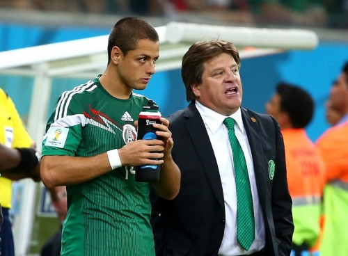 メキシコ代表エレーラ監督、マンUエルナンデスにユーヴェ移籍を助言