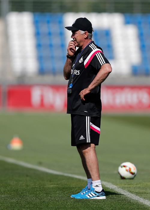 UEFAスーパーカップに意気込むレアル監督「非常に大事な試合」
