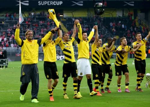 ドイツ杯連覇のドルトムント監督「自分達のサッカーを取り戻せた」