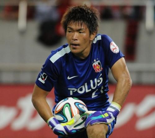 代表選出の浦和GK西川が抱負「W杯での悔しさを忘れることなく」