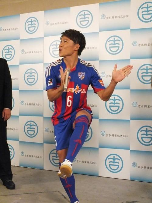 FC東京DF太田宏介がよしもととマネジメント契約…日本代表入りにも意欲