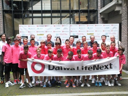 U-12ワールドチャレンジで連覇狙うバルセロナ「皆さんを魅了したい」