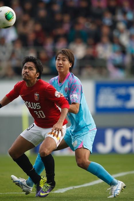 日本代表初選出…鳥栖DF坂井達弥「びっくりした。ずっと夢だった」