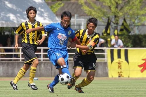 【インハイ・ピックアップ選手】U-19日本代表MFを抑え決勝弾演出、大津の主将MF葛谷将平