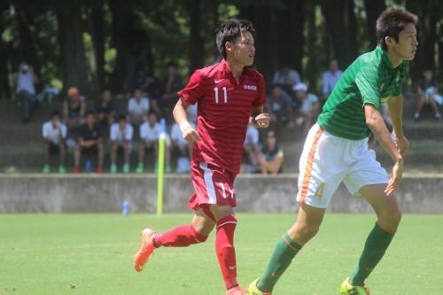 【インハイ・ピックアップ選手】一番の輝き魅せた、東福岡のスター選手支えるMF赤木翼