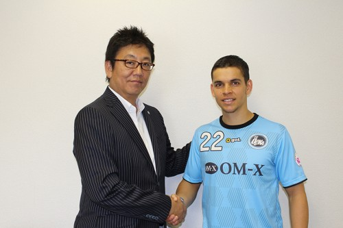 FC大阪が元U-20ブラジル代表MFタレスの獲得を発表