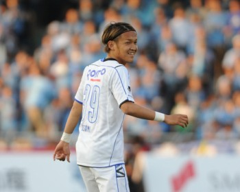 Kawasaki Frontale v Gamba Osaka - J.League 2014