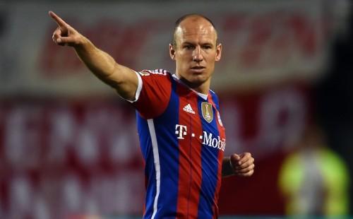 UEFA欧州最優秀選手賞の最終候補のロッベンが感無量「ご褒美だ」
