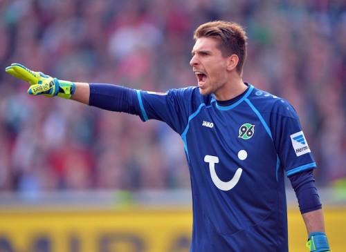 ハノーファー、ドイツ代表GKツィーラーとの契約延長を発表