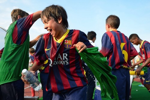 U-12ジュニアサッカーワールドチャレンジ、注目は国内リーグ30戦全勝のバルサ