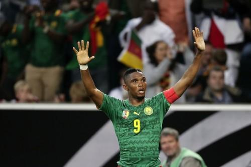 カメルーン代表FWエトーが代表引退を表明…国際Aマッチ56得点の活躍