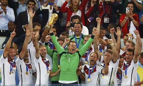 W杯決勝の再戦…ドイツ対アルゼンチンがTBSチャンネル1で独占生放送
